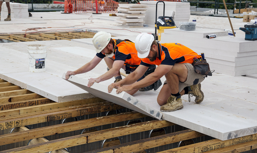 Build Australia Maxifloor 169 Autoclaved Aerated Concrete