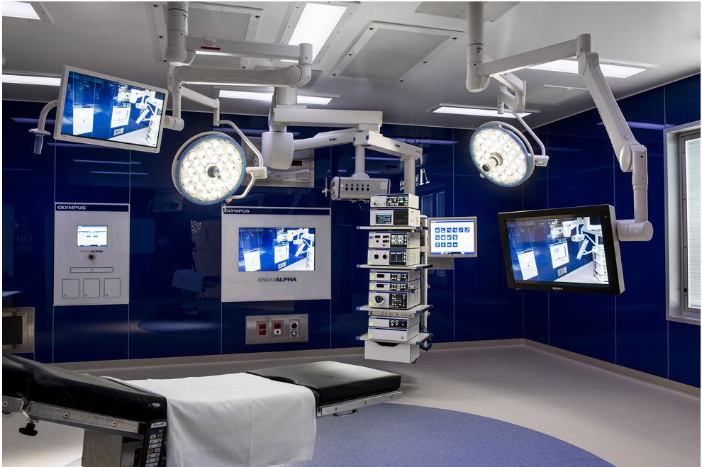 Build Australia | 3D surgery and remote surgical viewing for