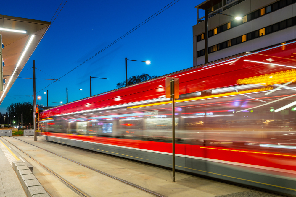 light rail