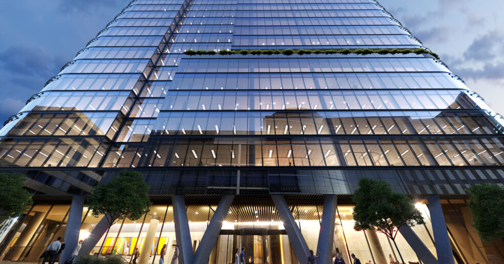 Premium office tower joins new Sydney precinct
