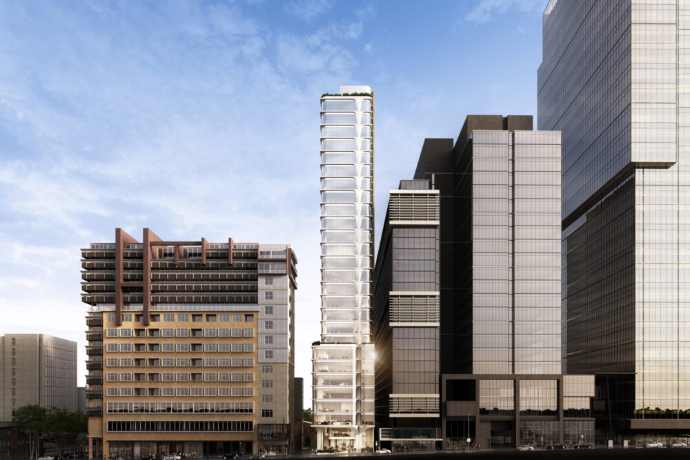 Construction starts on Golden Age's $190M commercial office building