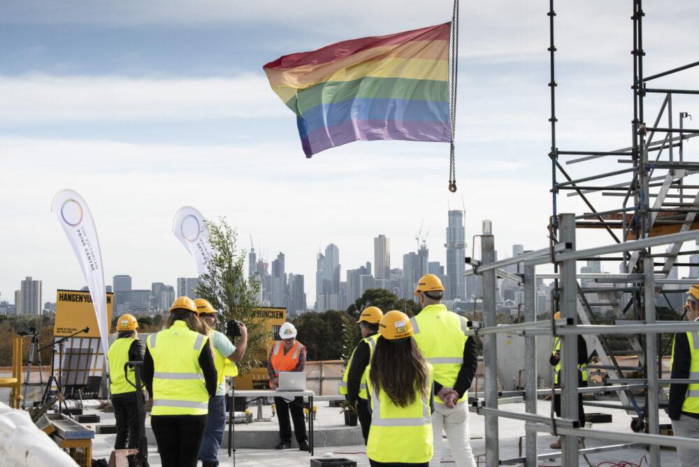 Hansen Yuncken delivers Australia's first purpose-built LGBTIQ+ community hub