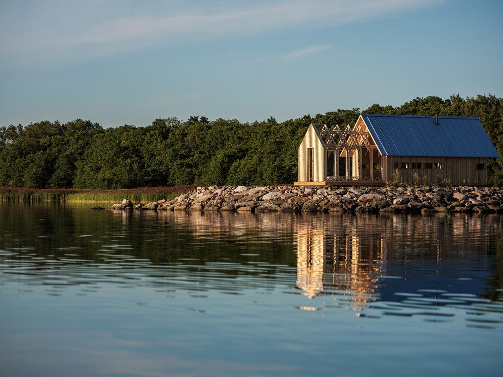 Dutch cabin wins prestigious 2021 Architizer A+ Awards Project of the Year Award