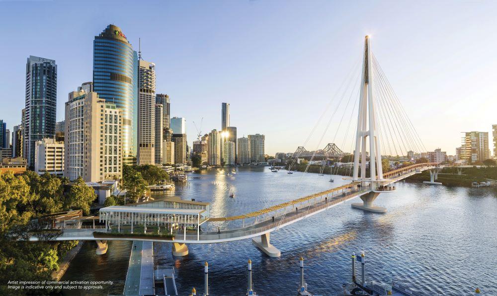 Connect Brisbane to deliver Brisbane's next iconic bridge
