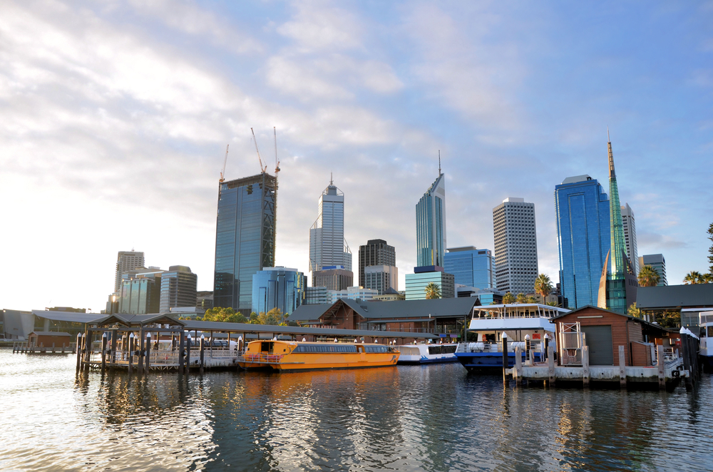 Perth's Barrack Square, Bell Tower and Jetties get landmark heritage listing