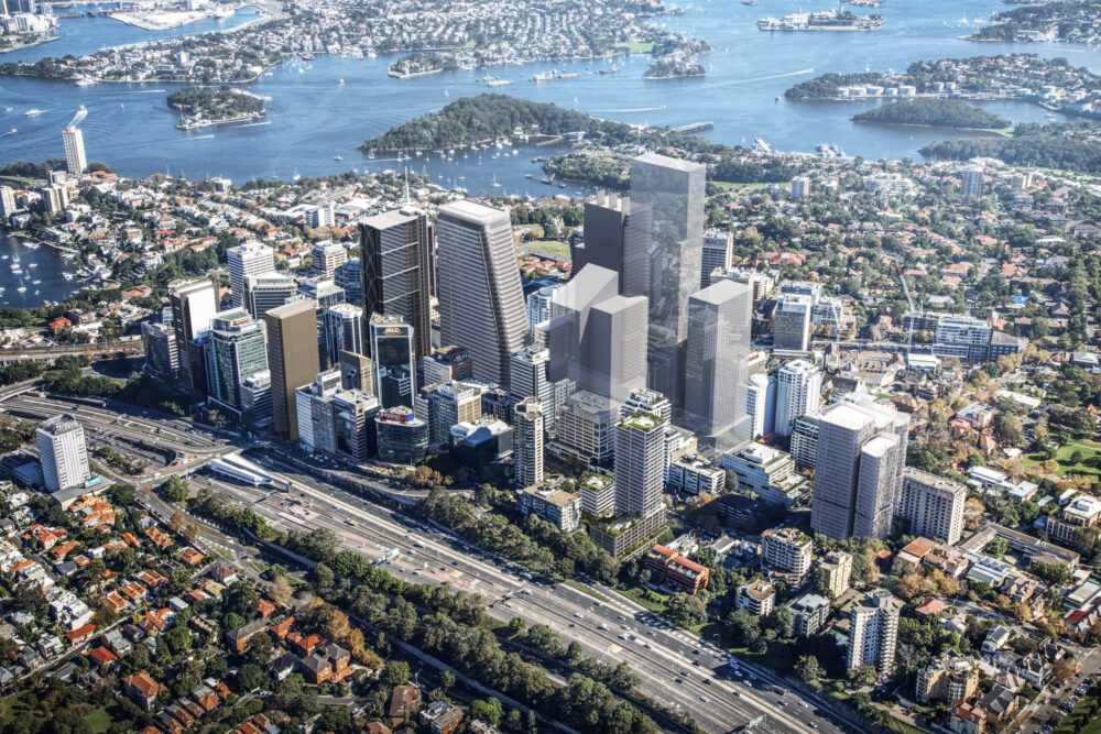 Avenor given green light for luxury residential tower in North Sydney
