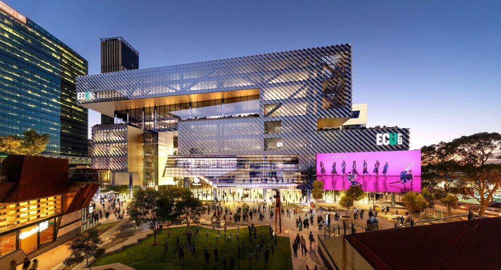 ECU unveils City Campus designs