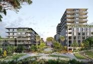 Top Spring Australia lodges DA for major St Leonards residential precinct