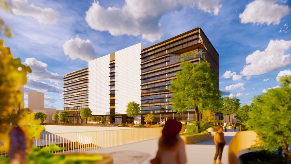 Green light for office tower in Joondalup
