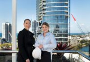 $400M hotel and residential tower tops out in Queensland