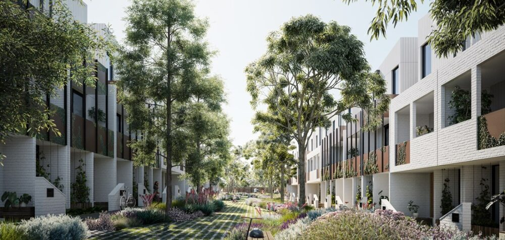 Metro and CEFC shoot for the stars with new greener homes